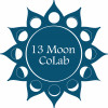 13 Moon Logo Lotus High