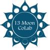 13 Moon Logo Lotus High