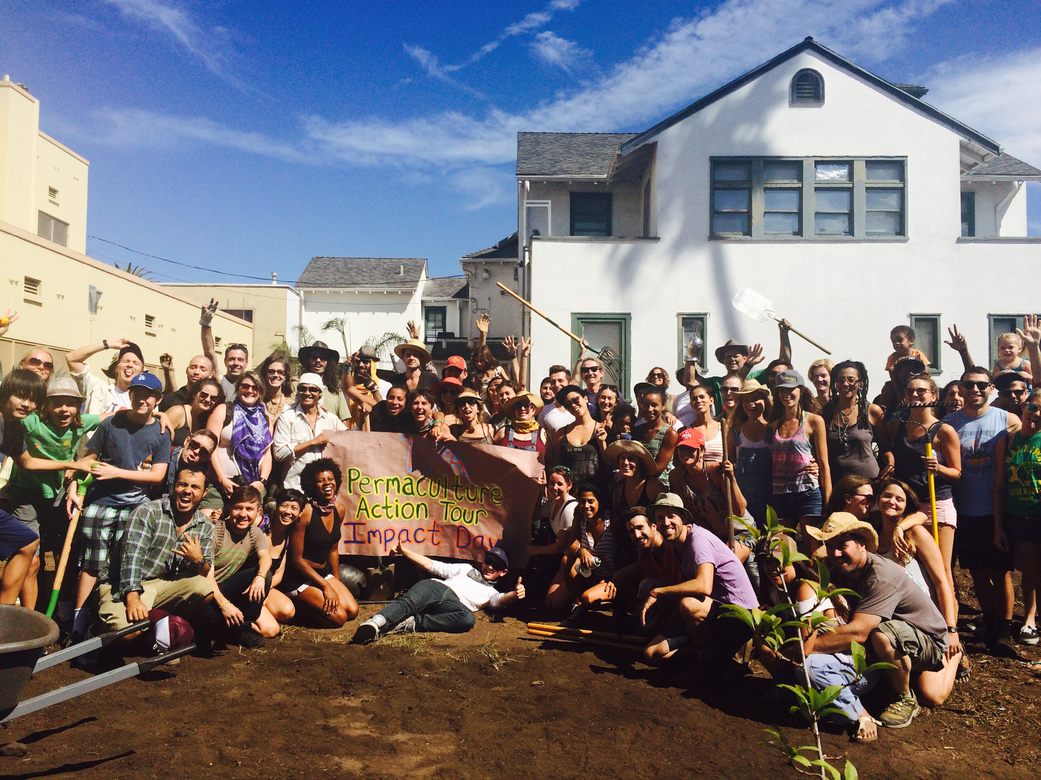 Social Permaculture & Community Organizing