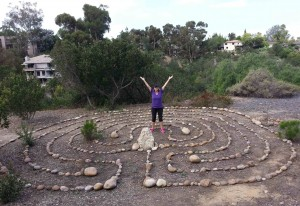 Walking the Labyrinth: Fostering Spiritual Growth by Creating Sacred Space and Building Community
