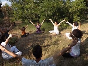 Relating Yoga