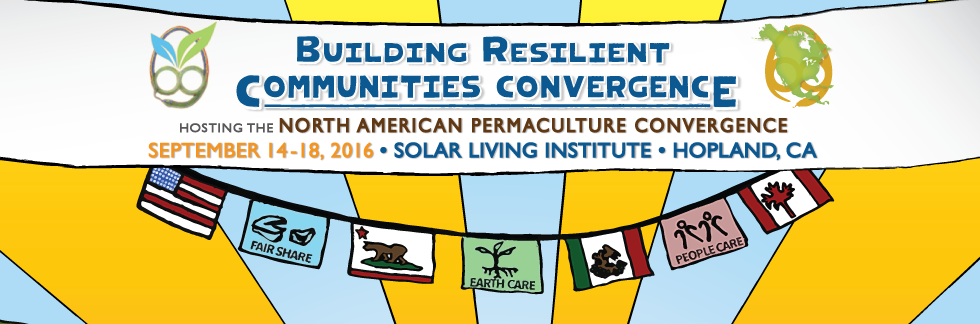 2016 Building Resilient Communities Convergence