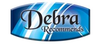 DebraRecommends Logo 8
