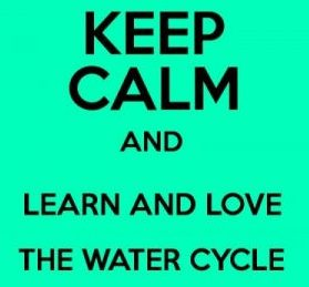 How to Fall in Love with the Water Cycle