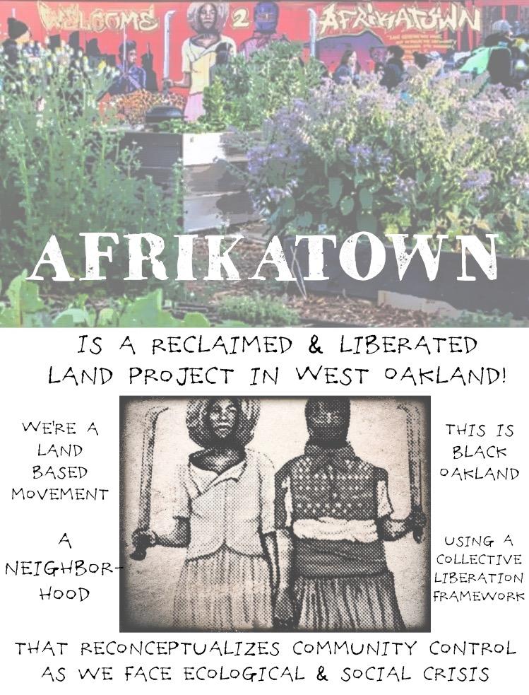 Afrikatown