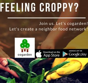 Cogarden: The NeighborFood Network