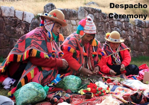 Sacred Reciprocity : The Art of Peruvian Despacho