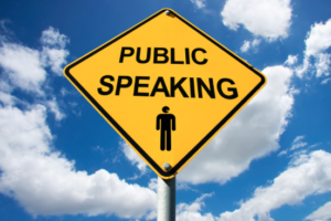 Share Your Story: Public Speaking 101