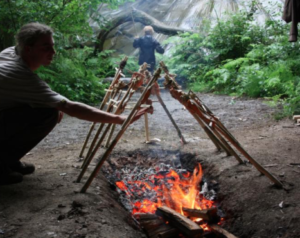Wilderness Survival Skills Combined with Permaculture for True Sustainability