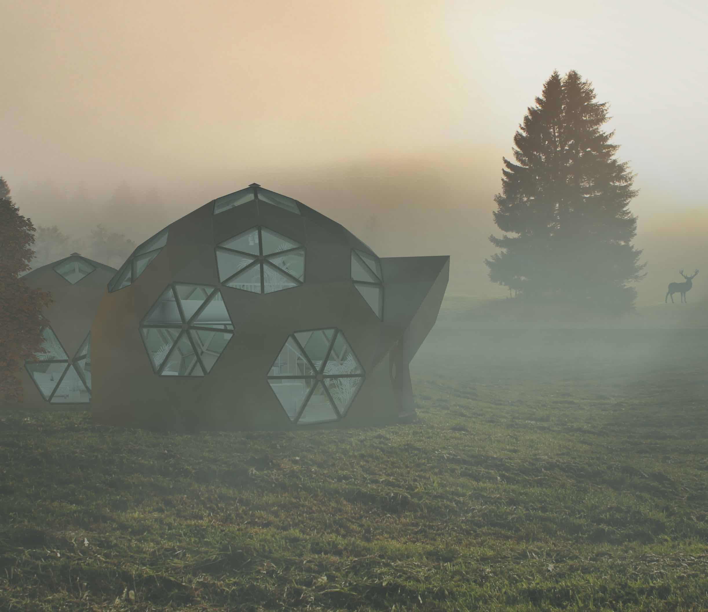 Geoship – Bioceramic Geodesic Architecture