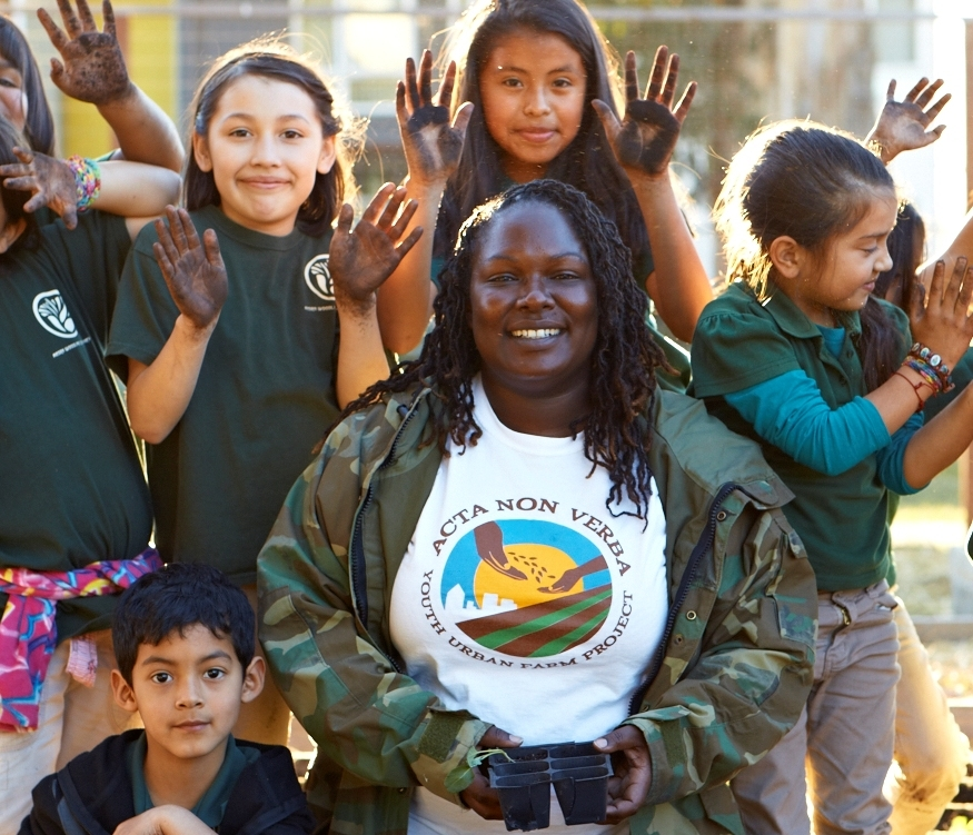 Youth Stories from Youth Programs: Planting Seeds with the Next Generation