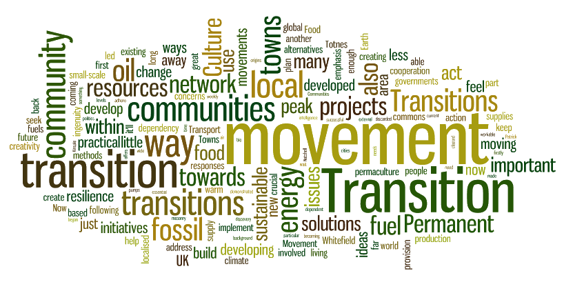 Transition 101: State of a World in Transition