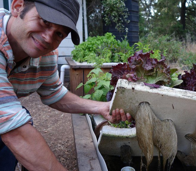 Combining the Sciences of Permaculture & Aquaponics