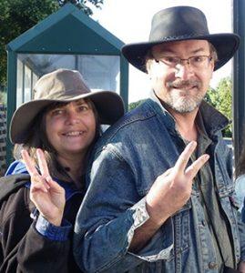 Steven Saint Thomas & Trudy Thomas