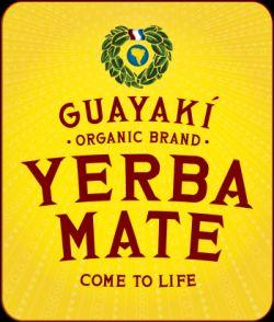 Guayaki Organic Yerba Mate