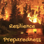 Emergency Preparedness = Community Resilience