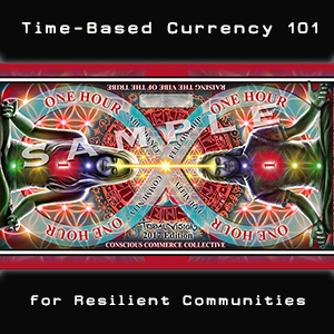 Time-Based Currency 101 for Resilient Communities