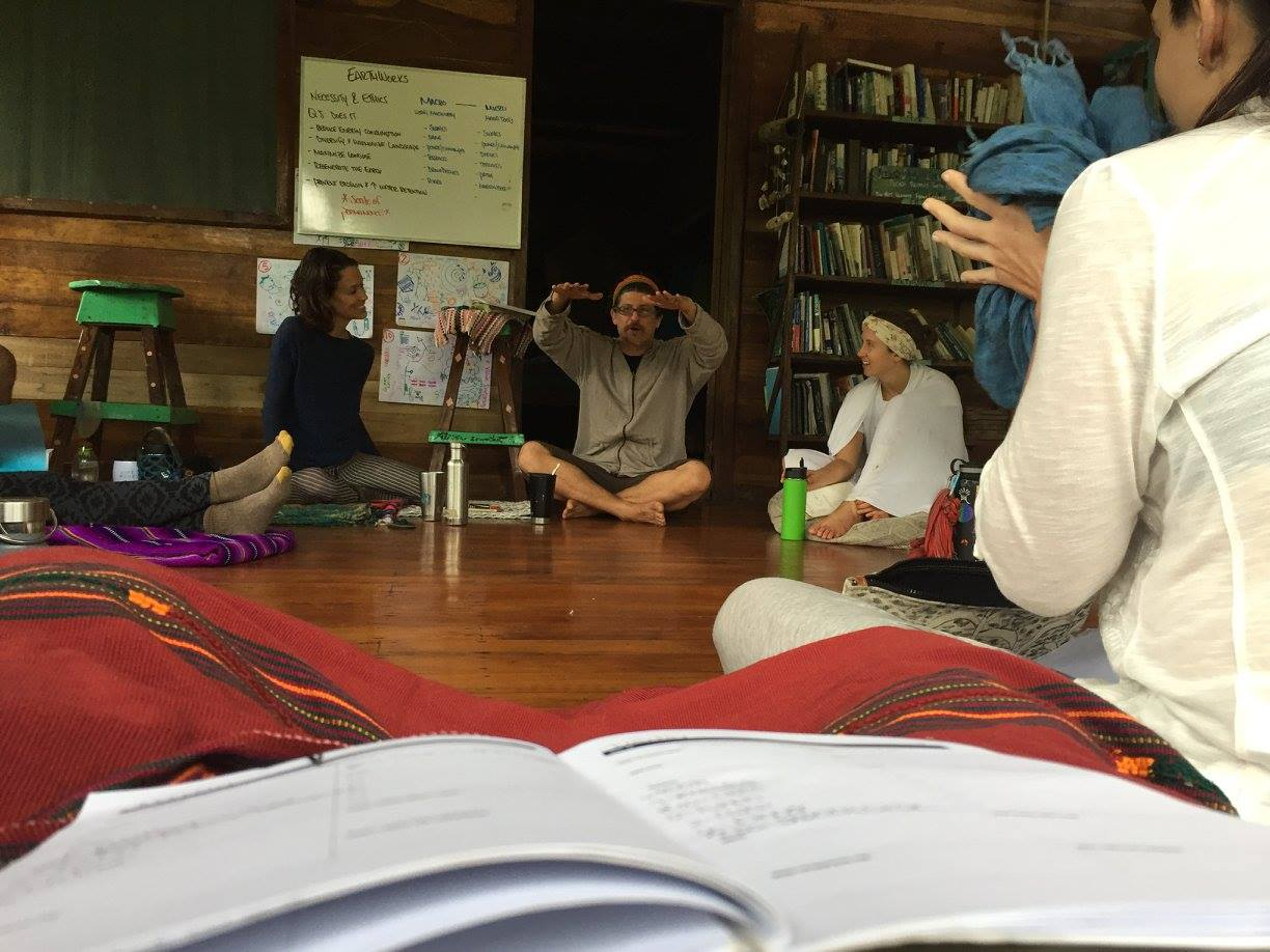 Manifesting the Ecovillage of Your Dreams<br>with Stephen Brooks & Chiraya Dharma